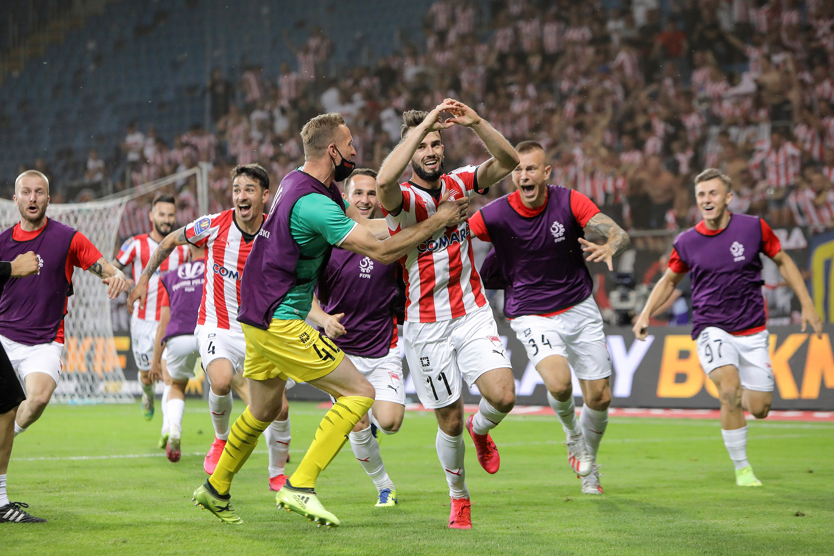Świt Skolwin is our rival in the Polish Cup's round of 16