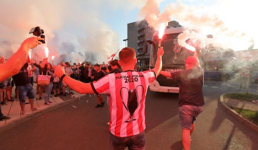 The Cup arrives in Cracow! [PHOTOS]