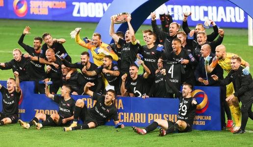 The Polish Super Cup 2020 belongs to Pasy!