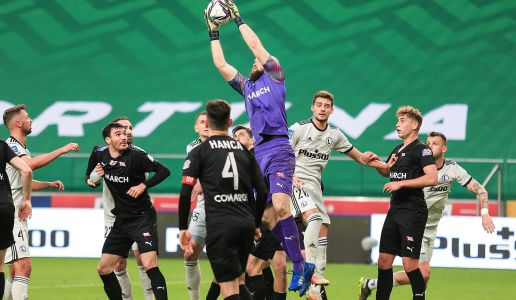 PKO BP Ekstraklasa: Legia - Cracovia [Highlights]